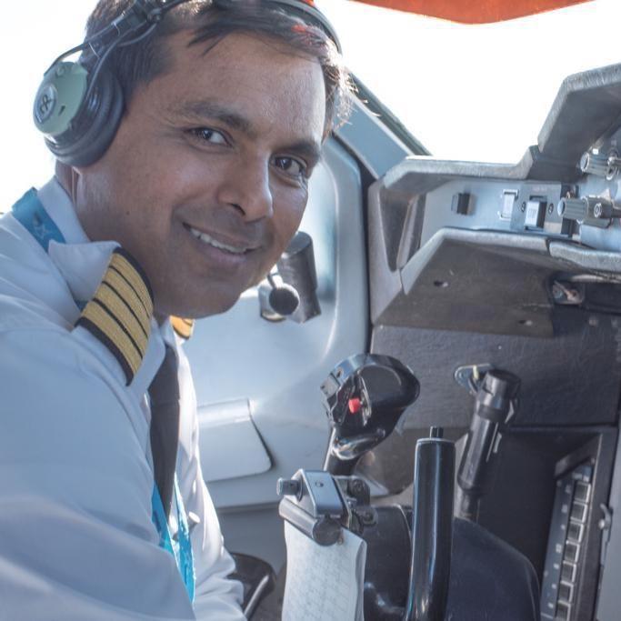 UAV operator rohan